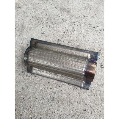 锅炉膜式水冷壁PTA耐腐耐磨堆焊