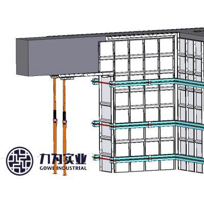 九为新型材料铝合金模板生产销售租赁,中建重磅推荐铝模体系