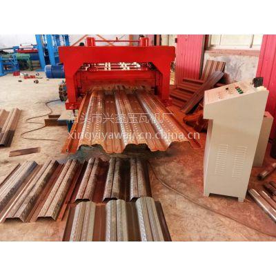 供应750型楼承板设备 承重板设备报价 铁皮成型机械