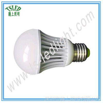 厂家特价7w led球泡灯 5730贴片e27e26b22节能灯镂空压铸灯泡