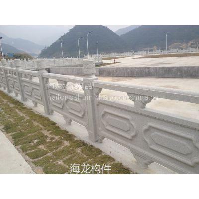 大量供应,水泥仿石栏杆、仿石护栏