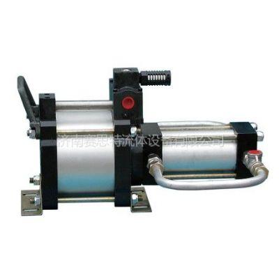 供应气泵增压器 压缩空气增压设备 2-5倍增压泵