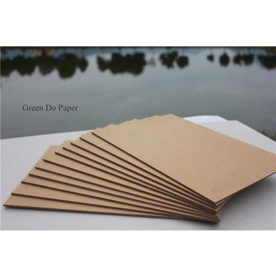 牛卡纸 2.0MM厚度 平整供货