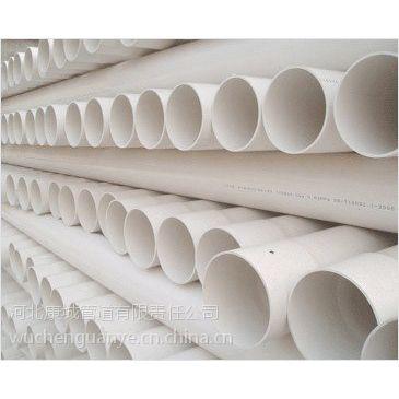 供应大口径PVC排水管