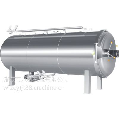 马口铁罐、铝罐蒸汽杀菌锅 单锅灭菌锅