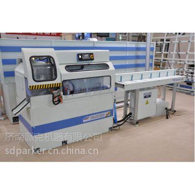 铝门窗加工设备 角码切割锯 专用锯床 派克机器厂家直销可加工定制
