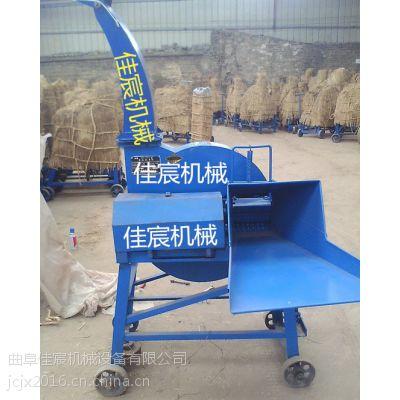 小型铡草机厂家 品牌秸秆铡草机价格 佳宸牧草铡切机