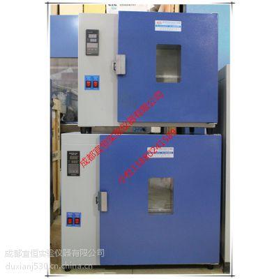 嘉程成都批发电热恒温鼓风干燥箱,实验室干燥箱,药材专用烘烤箱