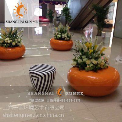 模型专家【上海升美】休闲座椅雕塑 商场模型定做 玻璃钢材质 仿真道具批发 树脂座椅雕刻