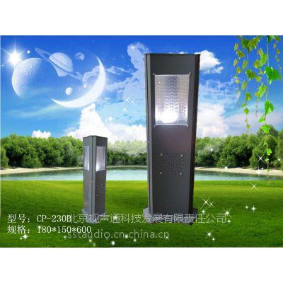 BSST提供的公共广播/室外防水音箱/带灯音箱/草坪带灯音箱/草地带灯音箱电话13641016845