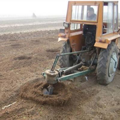 山东供应【植树挖坑机】 优质汽油挖坑机视频y5