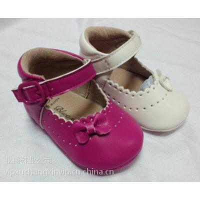 外贸时尚新款婴儿学步鞋/柔软舒服婴儿PU鞋