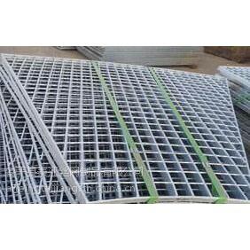 厂家直销热镀锌钢格板踏步 工作平台钢格栅板 格栅板 【泰江丝网】供应