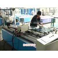 供应西北陕西西安——直线双组份涂胶机--新卧式自动涂胶机《天顺数控》