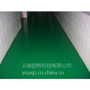 云南石林环氧树脂地坪漆的施工