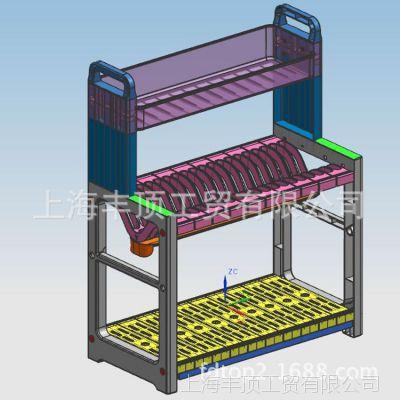 塑料模开发制作 塑料电子产品设计 精密模具加工制作找上海丰顶