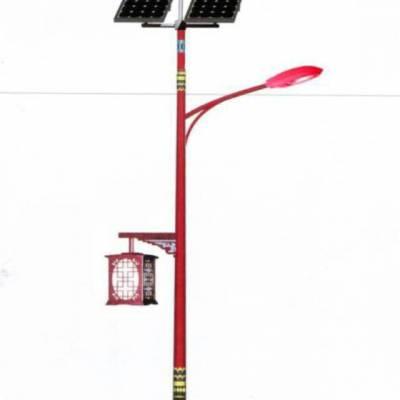 永州5米6米太阳能路灯厂家价格哪里买【1415元】