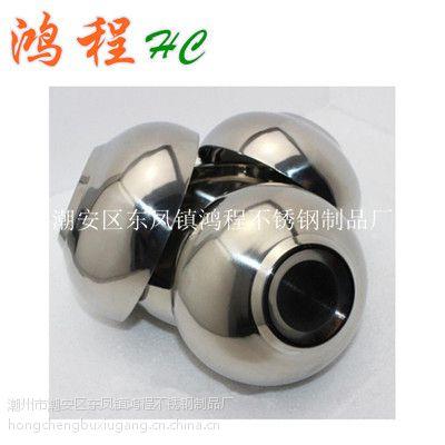 不锈钢双层隔热亮光碗/焊边碗/家用不锈钢饭碗HC