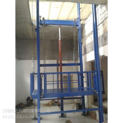 廠家供應導軌式升降機|閣樓升降機|小型升降平臺