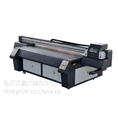2015年3月上海广告展UV平板打印机2513型