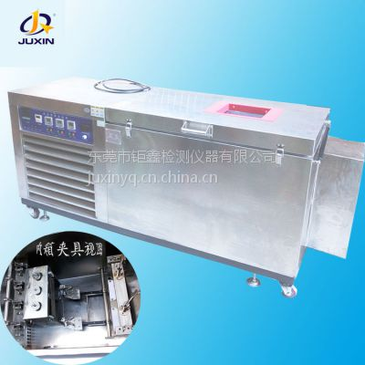 【东莞钜鑫仪器供应】JX-160W4 低温耐寒试验纲-30至-60低温耐寒性测试