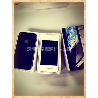 供应深圳手机出售100%***二手苹果手机保修一年配件齐全