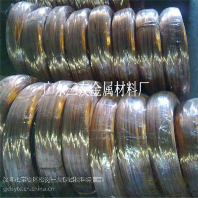 0.15铍青铜圆线,高硬度0.22 0.28铍铜线,东莞铍铜线