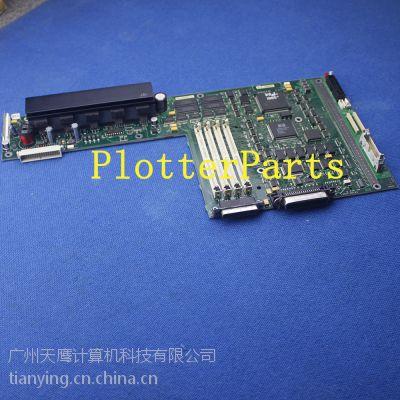 供应打印机原装拆机HP DesignJet 750 主板 绘图仪主板 C3195-69101
