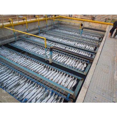 诸城润泓RHWSZ型农村生活污水MBR膜中水回用一体化设备
