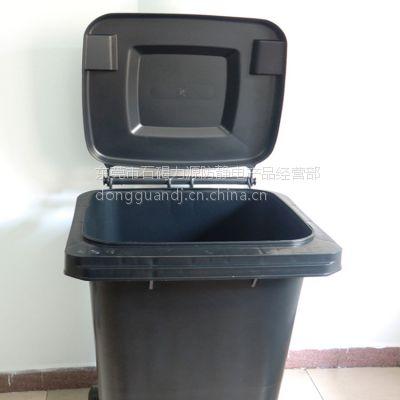 供应力源防静电垃圾桶|防静电240升垃圾桶|带盖垃圾桶。