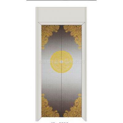 供应蚀刻装饰板电梯幕墙装饰板彩色不锈钢