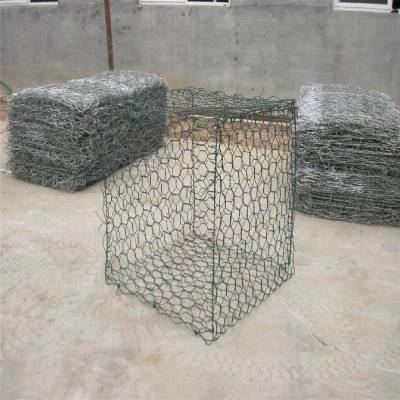 石笼网哪家好 安平石笼网厂 桥梁格宾网