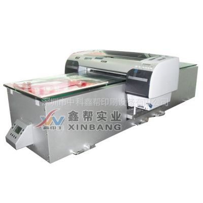 供应PU皮料工艺盒印刷机