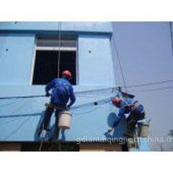 供应开发区专业外墙清洗公司  高层墙面高空清洗