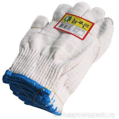 鑫耐特山东临沂棉纱手套 纱线劳动防护手套 A级500克灯罩棉手套加工定做批发劳保用品