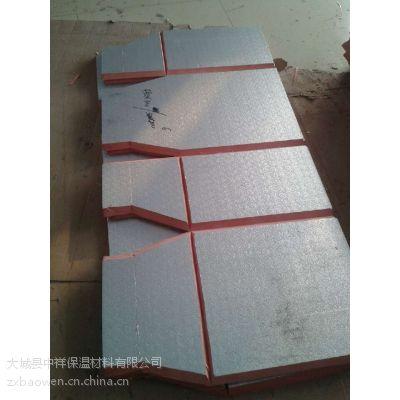 沈阳市水泥复合岩棉保温板价格A级铝箔酚醛夹心板厂家
