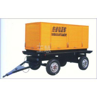 供应120KW潍柴移动发电机组、移动电站、拖车式发电机组
