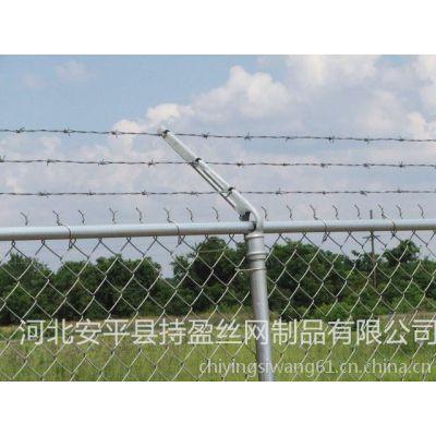 【供应】围山刺线 刺铁丝 铁蒺藜 持盈公司