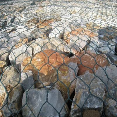 石笼网护坡 护坡护底格宾网垫 青海格宾网