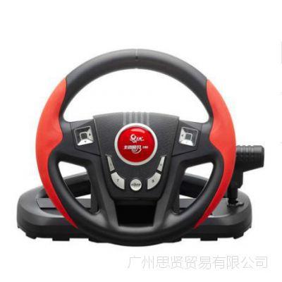 北通3189方向盘 游戏方向盘 飞车 GT5游戏方向盘