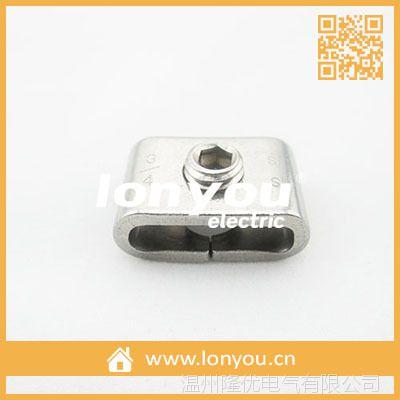 螺丝型不锈钢扎扣/打包扣16.0X2.50MM