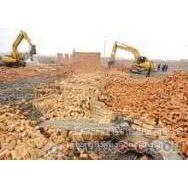 供应上海普陀区真北路现代、日立挖掘机场地平整房屋拆迁渣土外运