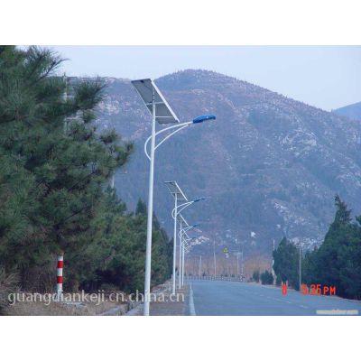 河北省晋州市太阳能路灯厂家 LED太阳能庭院灯厂家