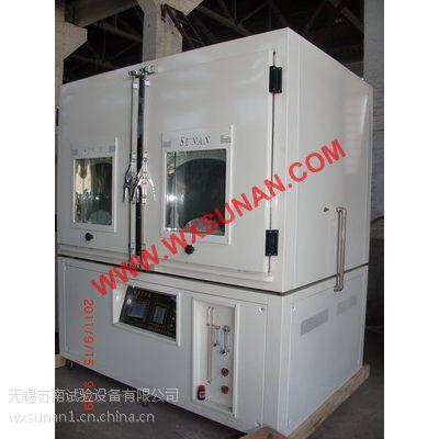 供应砂尘试验箱 粉尘试验箱 沙尘试验箱 外壳防护等级 IP5X_IP6X 无锡苏南试验设备有限公司
