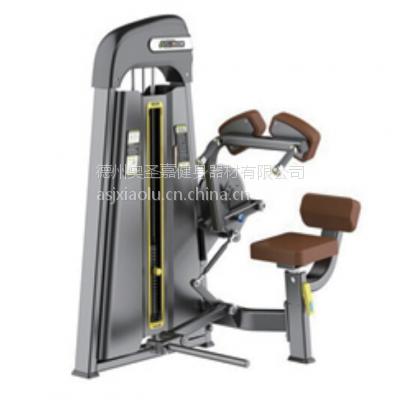 供应奥圣嘉坐式腹肌训练器ASJ-S810专业力量组合器械健身房专用商用