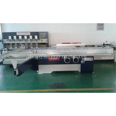 浙江木工机械厂家出售、45度高精度推台锯、优质精密裁板锯、非标定制工业锯床、