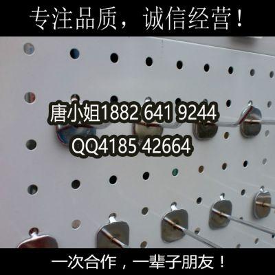 100*200厘米冲孔板 厚0.5MM 6孔10距 常用于手机店的配件挂钩板