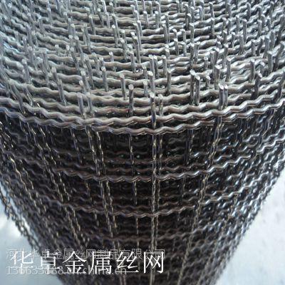 供应华卓钢丝不锈钢轧花网,316L高目数不锈钢席型网