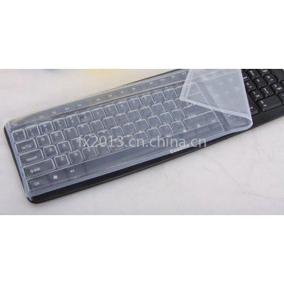 供应透明通用键盘膜防尘贴膜 笔记本键盘保护膜 台式机键盘膜