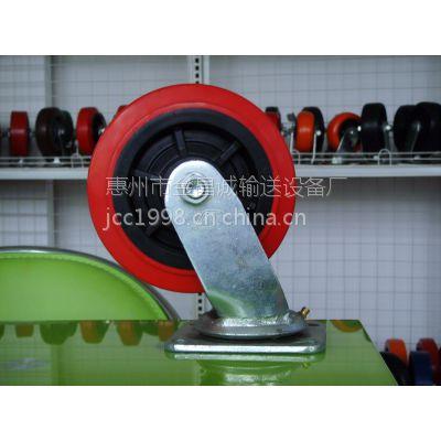 金昌诚专业生产优质、刹车脚轮、膨胀式脚轮
